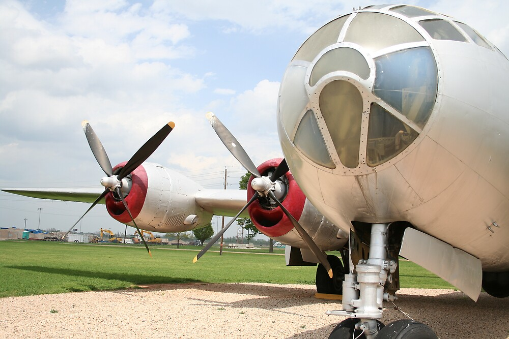 Barksdale  AFB 06 by Terry Walker