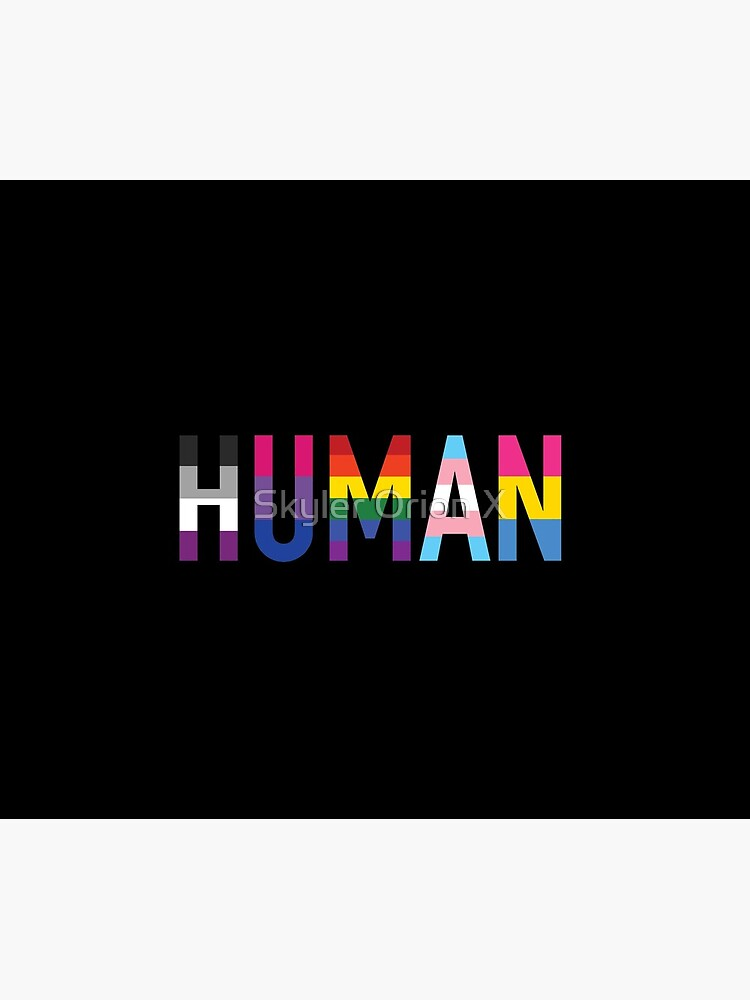 Human, LGBT+ by fc13empire