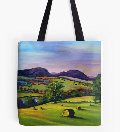 Highland Autumn Tote Bag