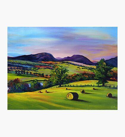 Highland Autumn Photographic Print
