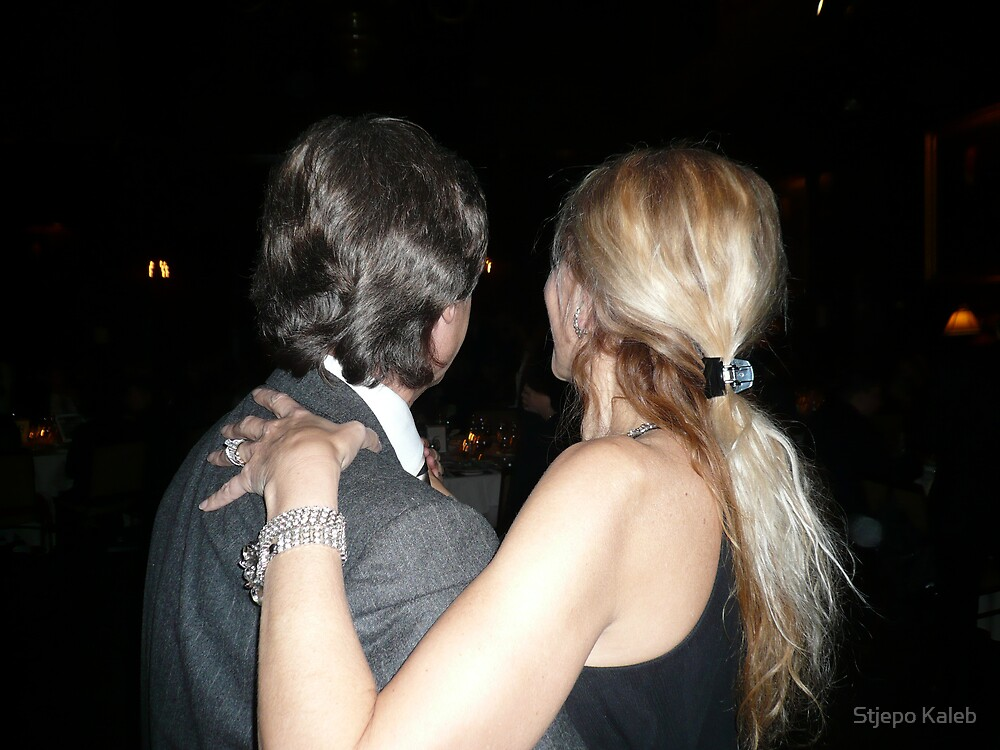 Dancing Couple by Stjepo Kaleb