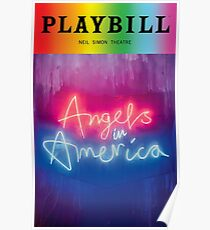 Angels In America Pride Poster