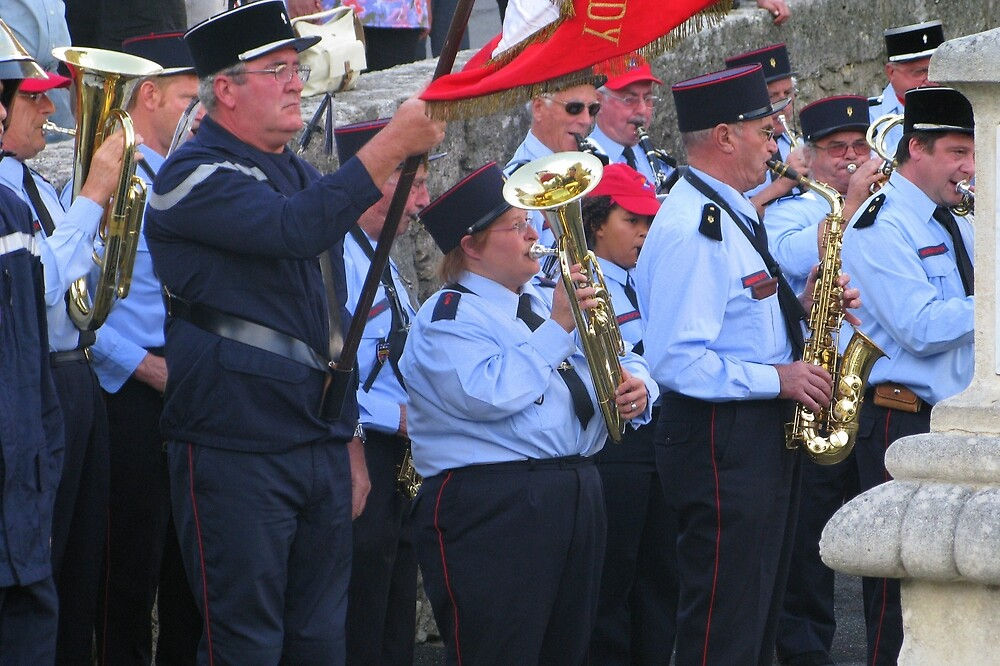 Montady Town Band   by John Thurgood