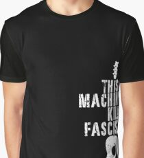 This Machine Kills Fascists Graphic T-Shirt