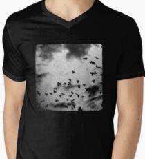 Doomsday (for black) Men's V-Neck T-Shirt