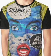 No Stranger Graphic T-Shirt