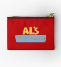 Al's Toy Barn Studio Pouch