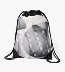 Abstract. Drawstring Bag