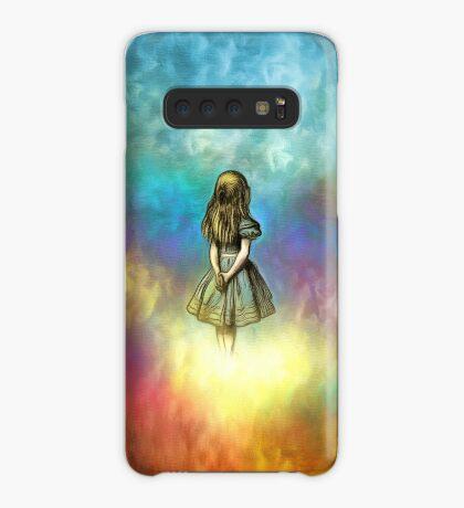 Wonderland Time - Alicia en el país de las maravillas Funda/vinilo para Samsung Galaxy