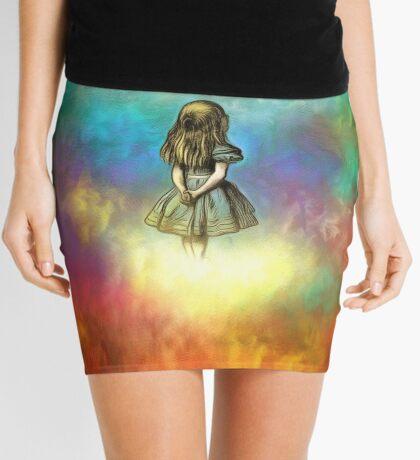 Wonderland Time - Alicia en el país de las maravillas Minifalda