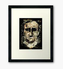 Edgar Poe Framed Print