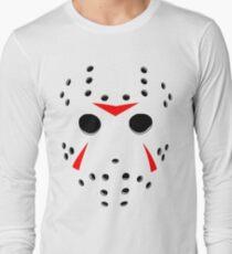 Hockey Mask Long Sleeve T-Shirt