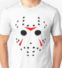 Hockey Mask Unisex T-Shirt