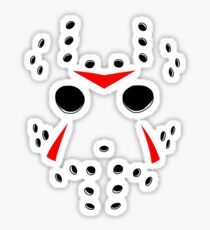 Hockey Mask Sticker