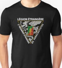 2nd Foreign Parachute Regiment Unisex T-Shirt