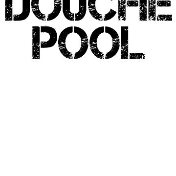 Douche Pool by Richray