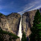 Yosemite Waterfall by JBoyer