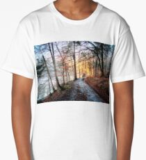 Behind the woods - Knight Long T-Shirt
