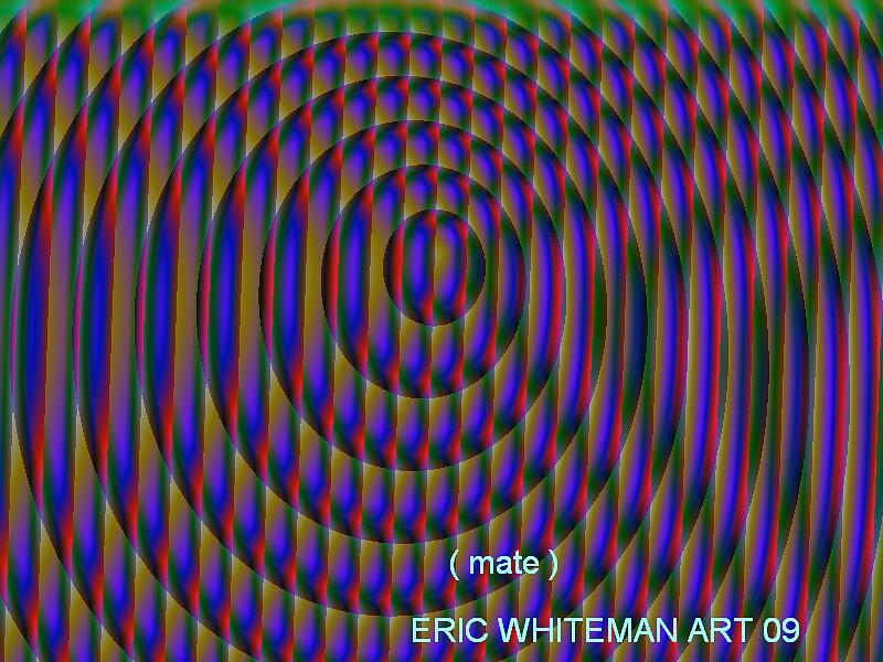 (MATE) ERIC WHITEMAN  by ericwhiteman