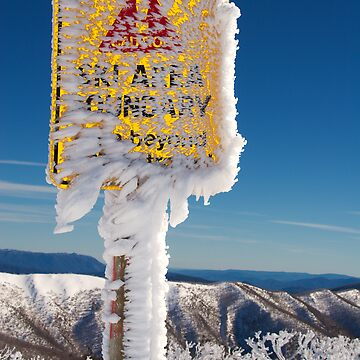 Mount Hotham by roger