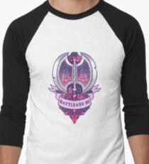 BATTLEAXE BI Men's Baseball ¾ T-Shirt