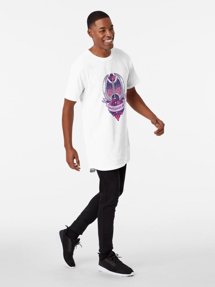 Alternative Ansicht von BATTLEAXE BI Longshirt