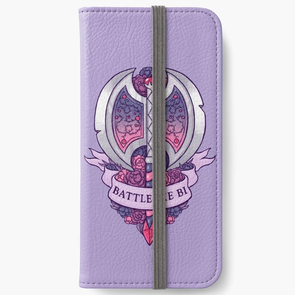 BATTLEAXE BI iPhone Flip-Case