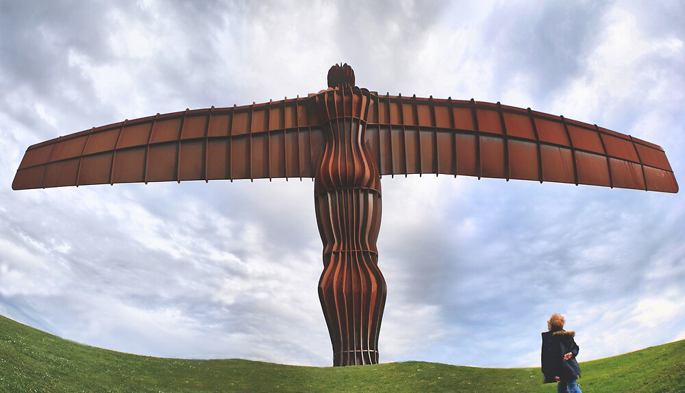 Angel by Alan Findlater