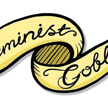 Feminist Goblin by lauriepink