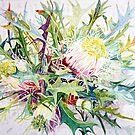 Dryandra bei Bullock Hills von scallyart
