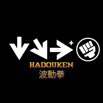 Hadouken by 16TonPress
