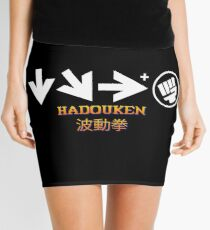 Hadouken Mini Skirt