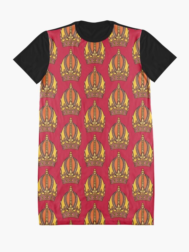 Alternate view of Nice hat Graphic T-Shirt Dress