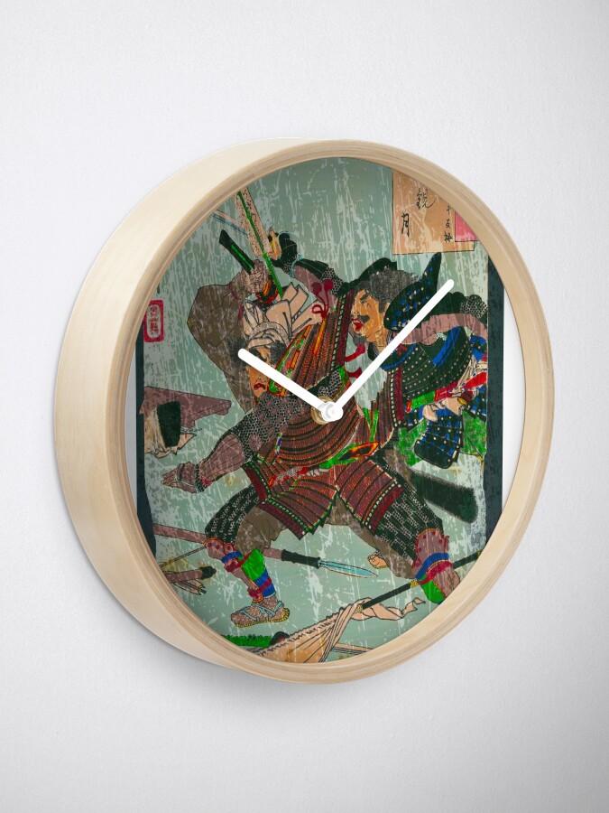 Alternative Ansicht von Samurai-Vintage-Sammlung 3 Uhr
