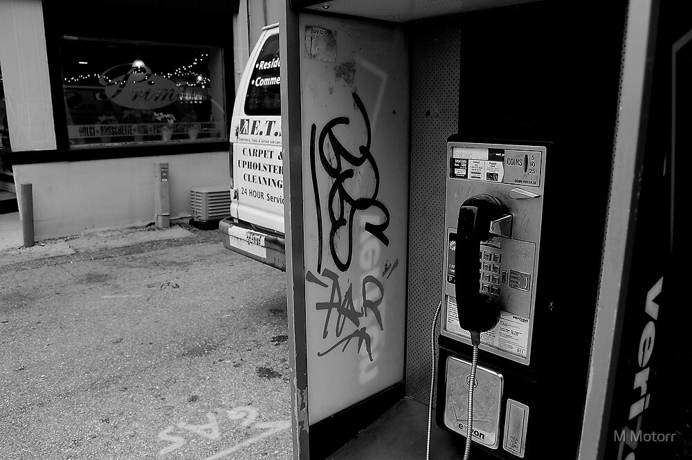 Phonebooth 727 by M Motorr
