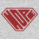 Hope SuperEmpowered (Red) by Carbon-Fibre Media