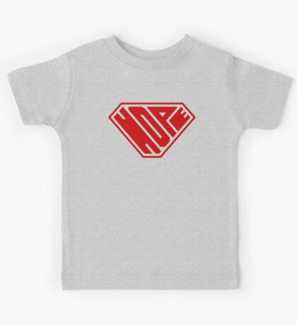 Hope SuperEmpowered (Red) Kids Clothes