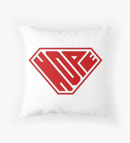 Hope SuperEmpowered (Red) Floor Pillow