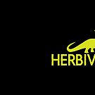 Herbivore (with dinosaur) by jazzydevil