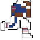 Tecmo Bowl Buffalo by jackandcharlie