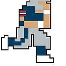 Tecmo Bowl New England by jackandcharlie