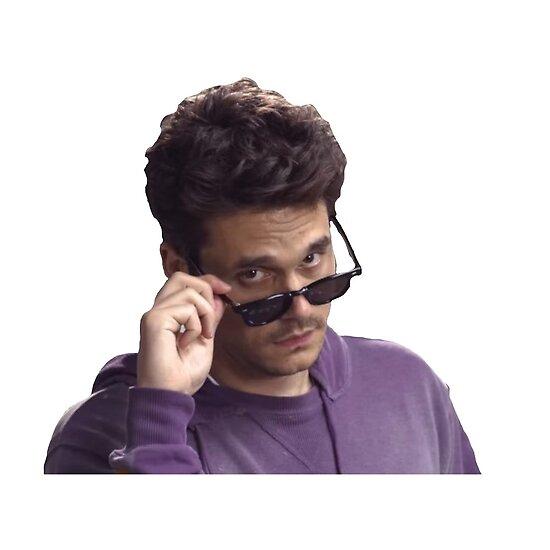John Mayer Brille von cairoa