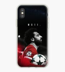 Mohamed Salah livwerpool fc iPhone Case
