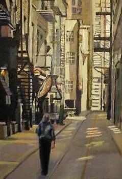 Alleyway by Tom Slack