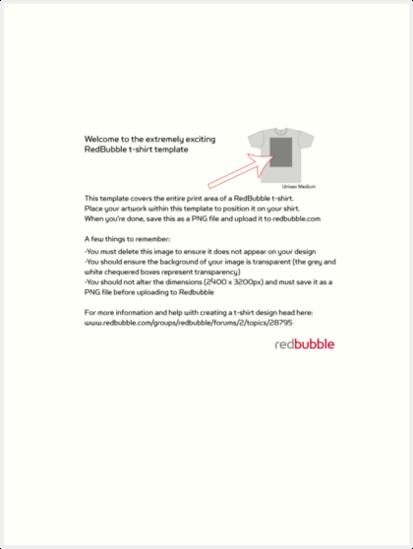 rb t shirt template art prints by diane serven redbubble