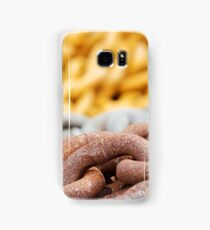 three different chains selected focus on the foreground Samsung Galaxy Case/Skin
