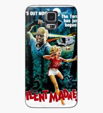 SILENT MADNESS Case/Skin for Samsung Galaxy