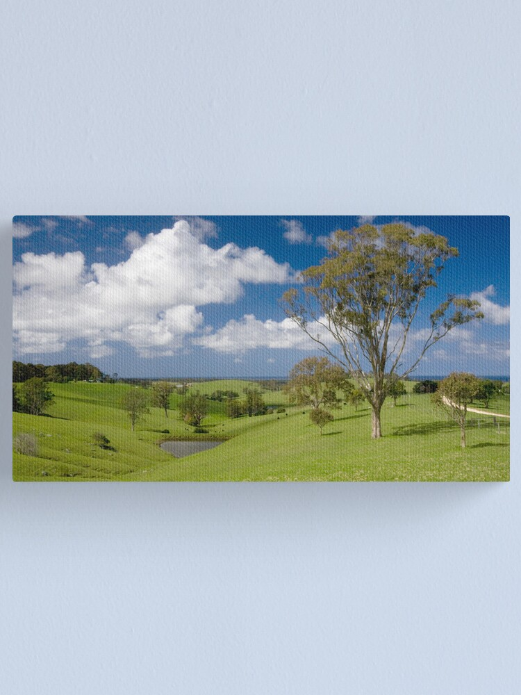 Alternate view of New South Wales South Coast Canvas Print
