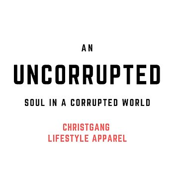 Uncorrupted Soul by christgang