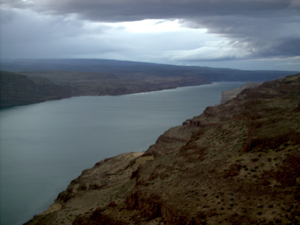 Columbia River Gorge by Trey Morgan